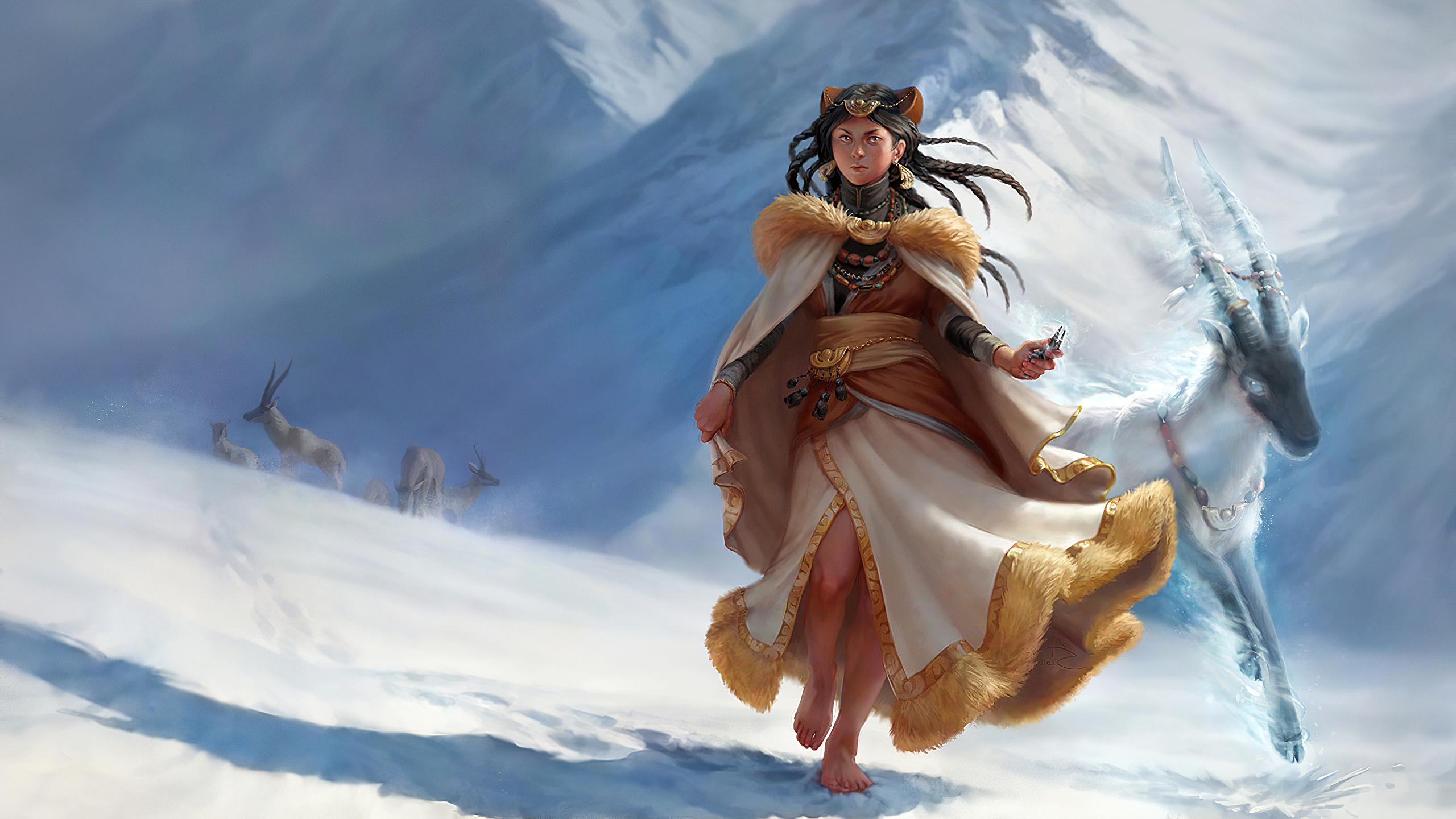 Картинки якутяночка рисованные
