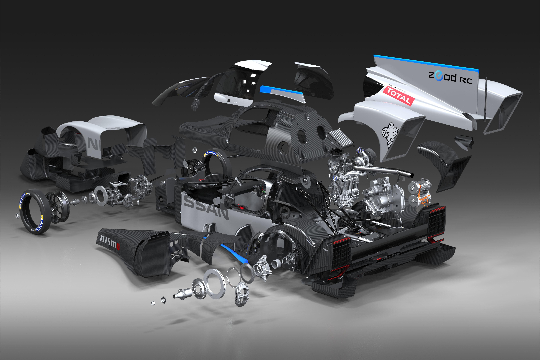 Wallpaper : digital art, vehicle, CGI, Nissan, gears ...