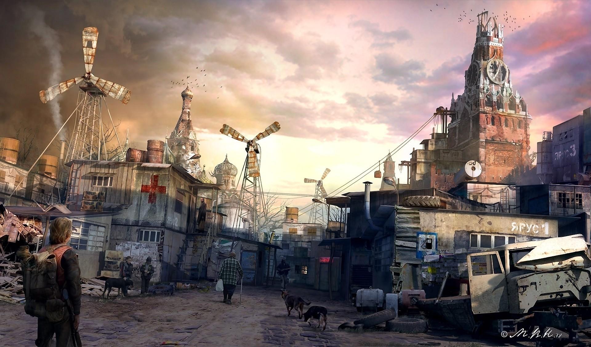Картинки апокалипсис после
