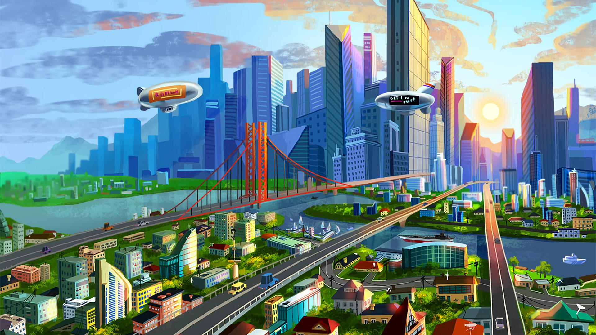 города картинки на получение как