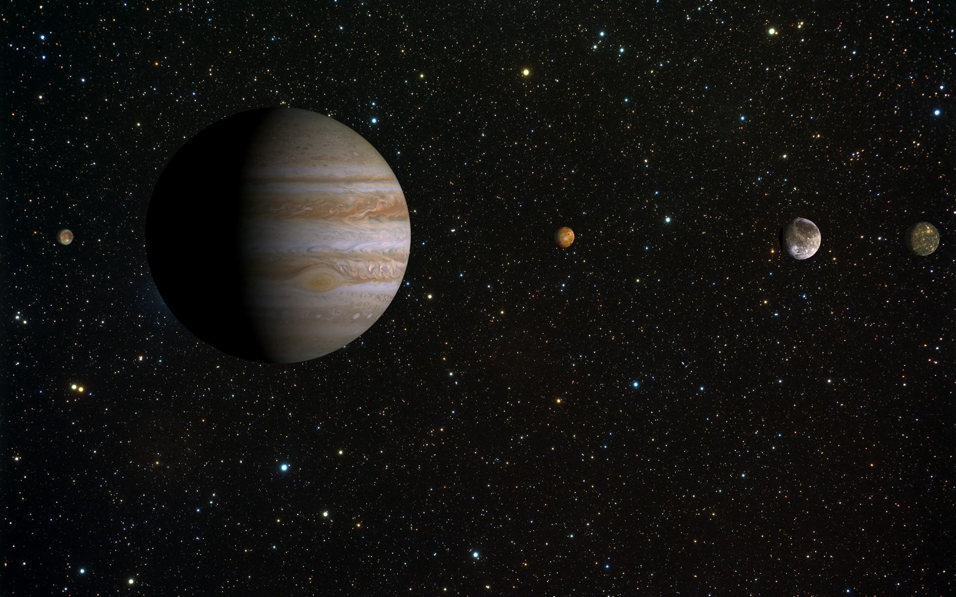 собралось картинки космос планета юпитер наклейки магниты для