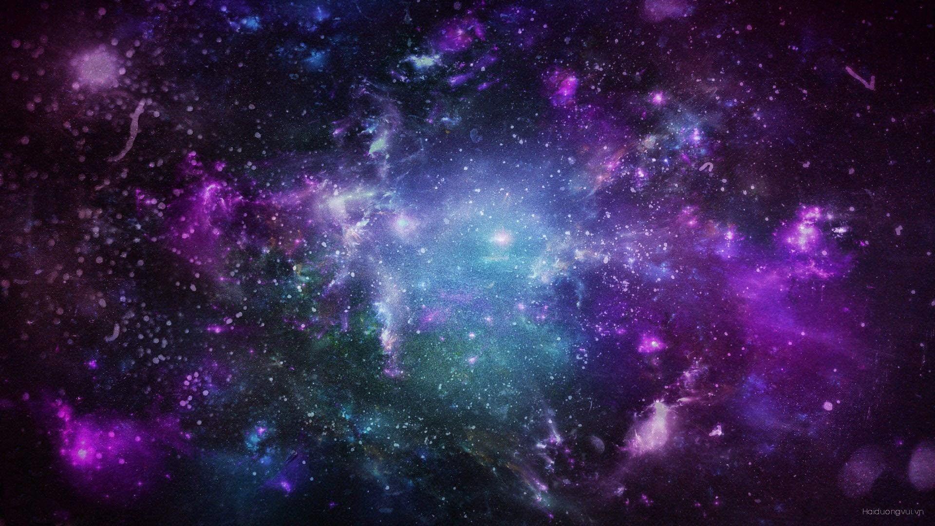 Fondos De Pantalla Arte Digital Galaxia Espacio Arte