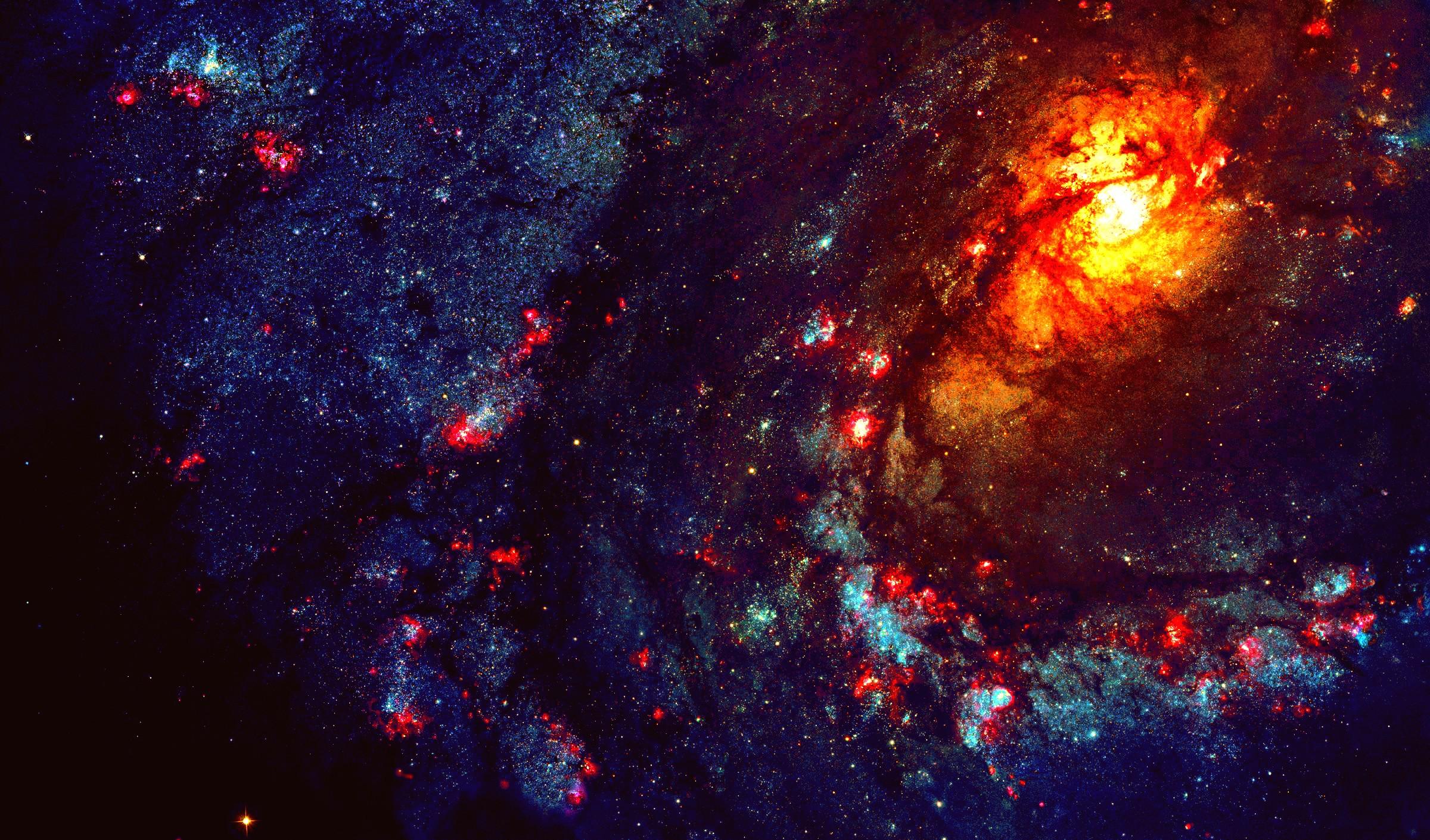 самые популярные картинки космоса способ