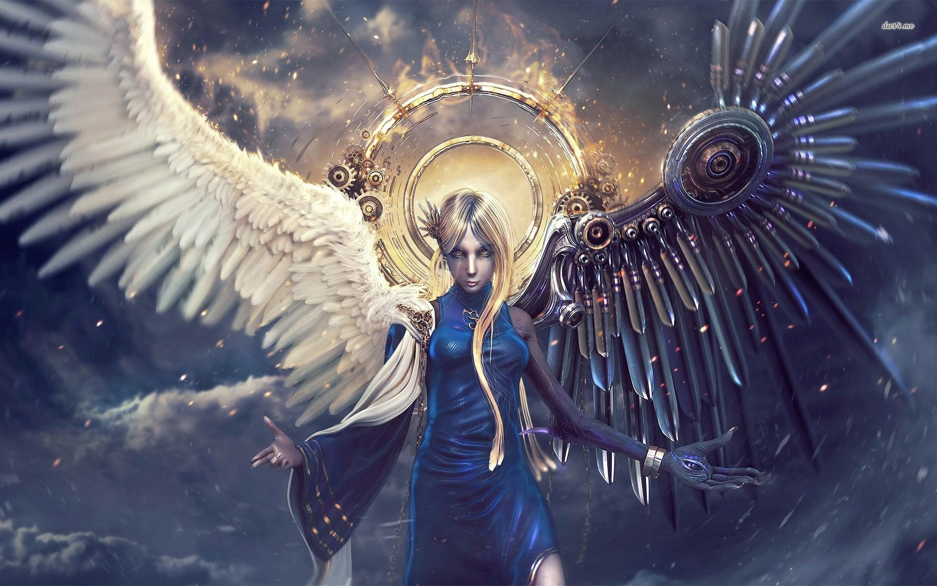 Картинки ангел на рабочий стол телефона