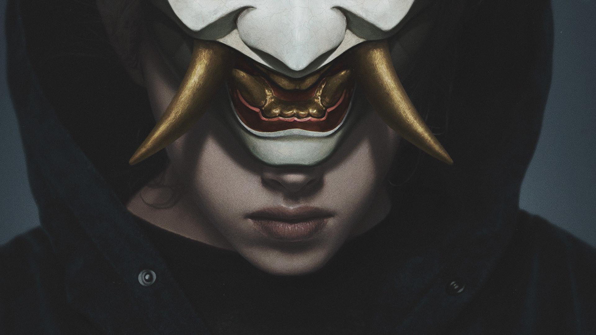 Wallpaper Digital Art Women Oni Mask 1920x1080 Ycf83 1535123 Hd Wallpapers Wallhere Blizzard entertainment, overwatch, hanzo (overwatch), hanzo shimada. women oni mask 1920x1080 ycf83