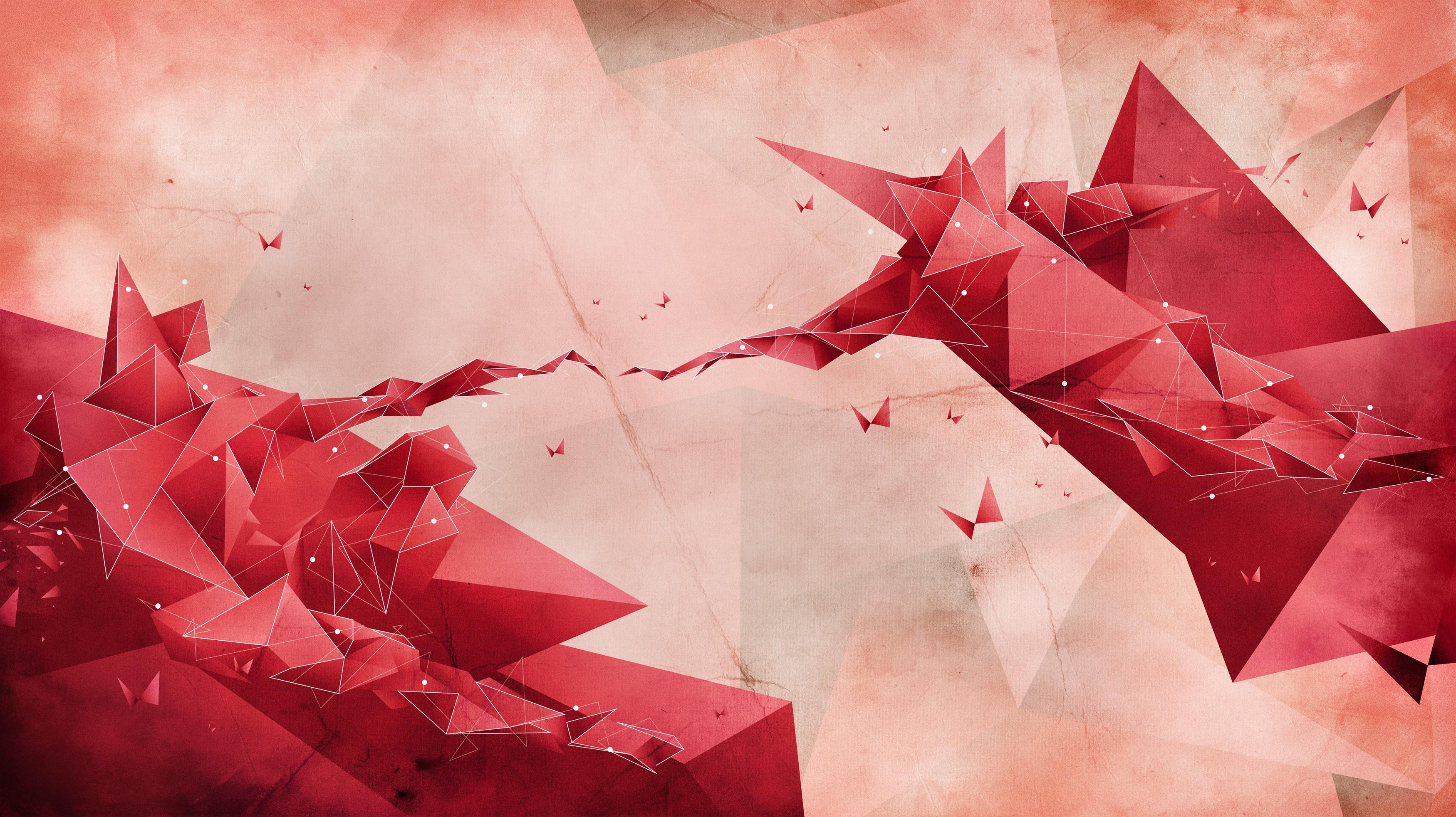 Origami maple leaf 3D - TurboSquid 1328521 | 1965x3500