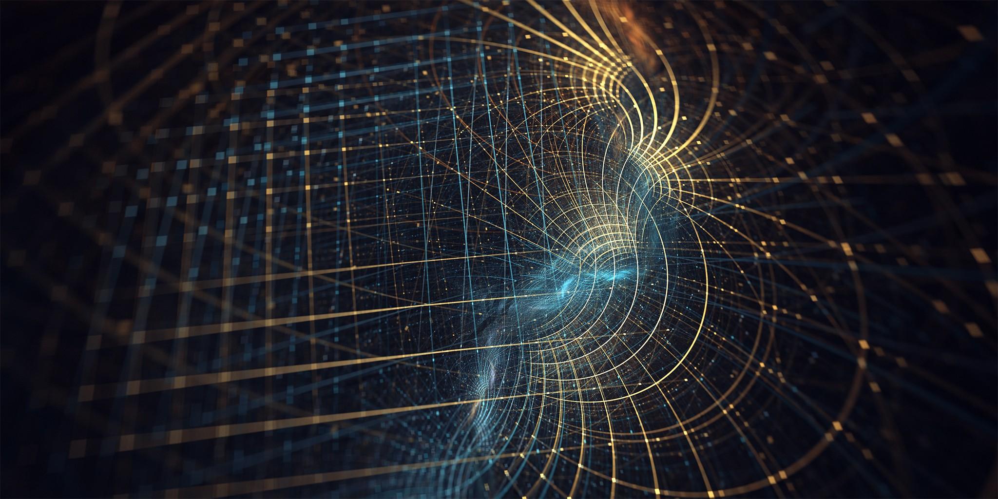 Most Inspiring Wallpaper High Resolution Mathematics - digital-art-night-abstract-3D-reflection-symmetry-waves-fractal-circle-gold-mathematics-universe-Apophysis-golden-ratio-Fibonacci-sequence-light-material-line-close-up-macro-photography-invertebrate-spider-web-128312  You Should Have_743579.jpg