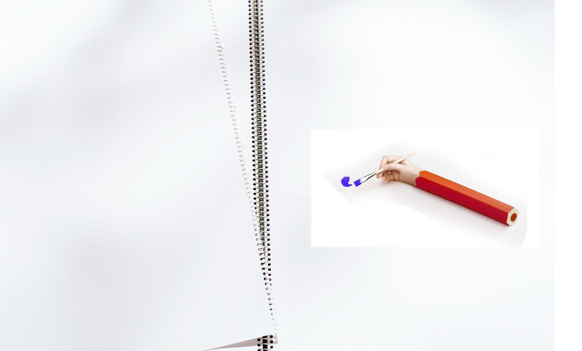 85 Gambar Abstrak Pensil Sederhana Paling Bagus