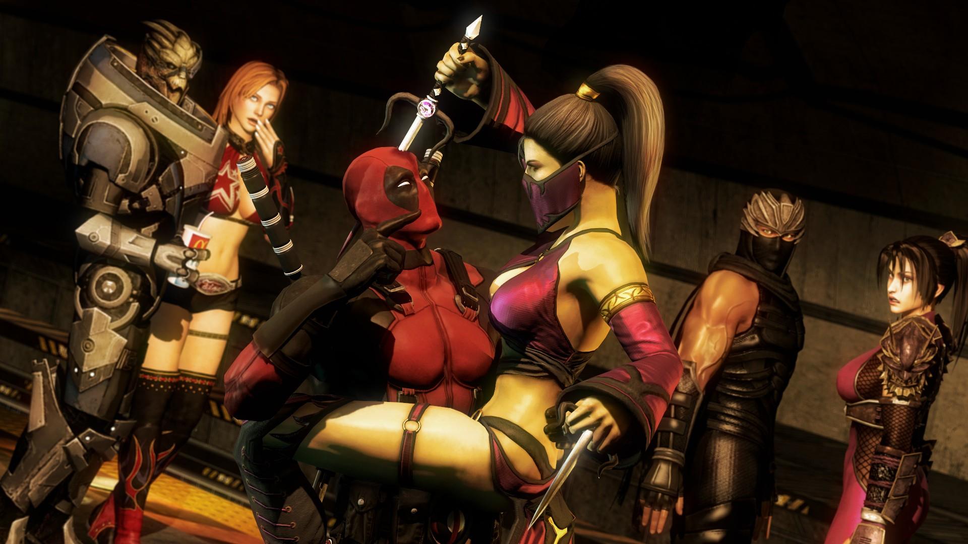 Marvel heroes hentai videos sex toons