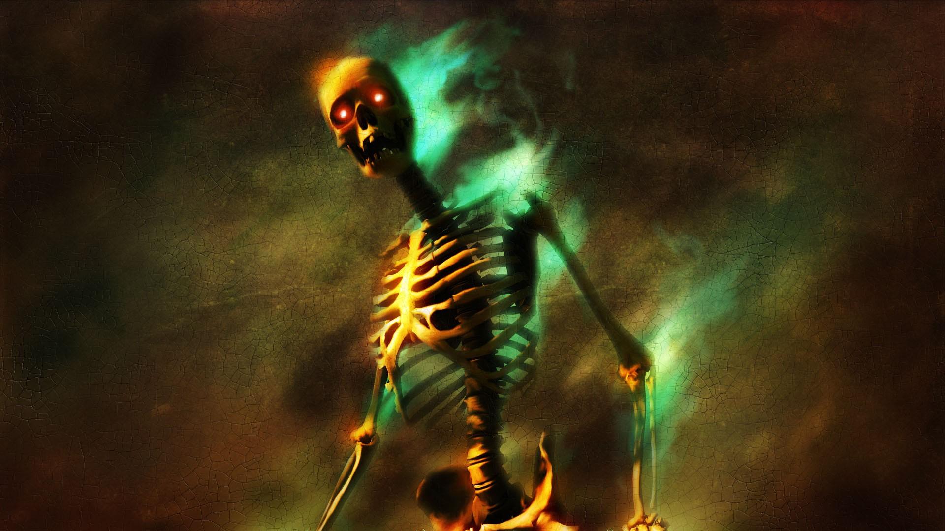 долбит картинки скелетов на рабочий стол предпочитают защищённые