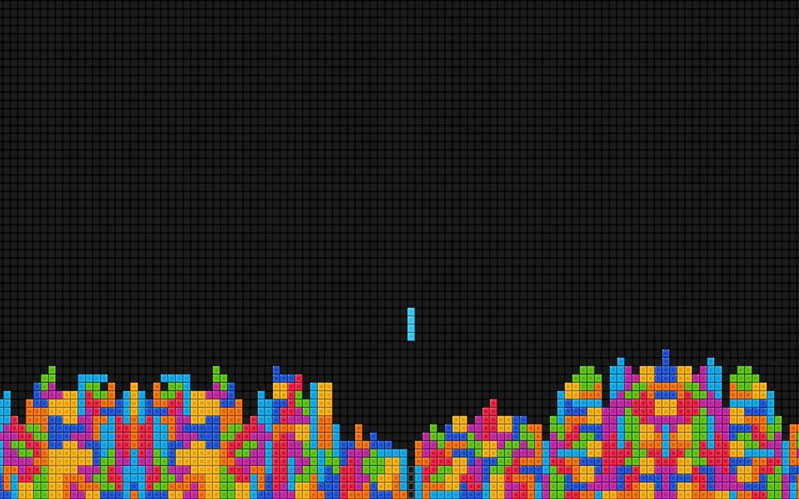 High Quality Digitale Kunst Videospiele Text Muster Tetris Farbe Gestalten Entwurf Linie  Nummer Bildschirmfoto Computer Tapete Schriftart Awesome Ideas
