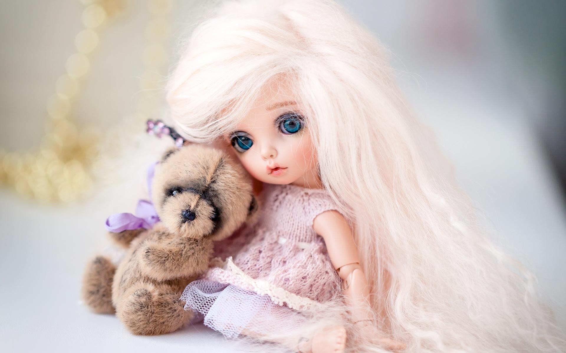 определения картинки с куклами и мишками было невероятное