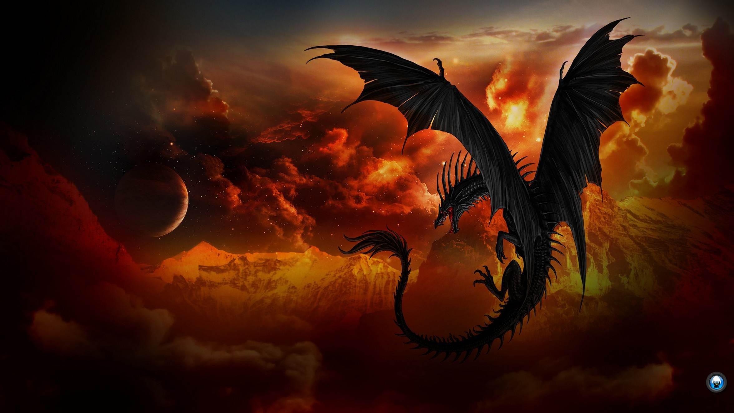 драконы в картинках обои рабочего стола постройке