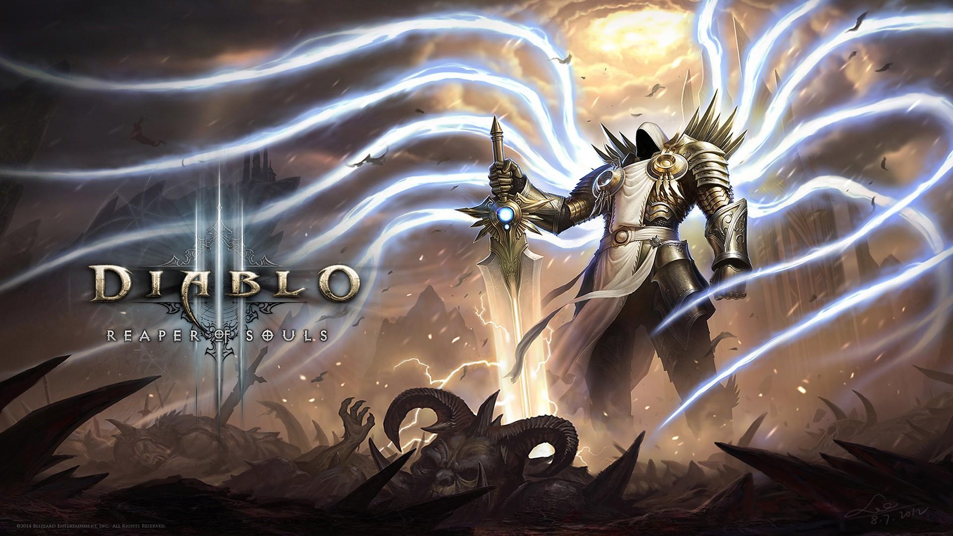 Blizzard Entertainment Diablo III Tyrael 3 Reaper Of Souls
