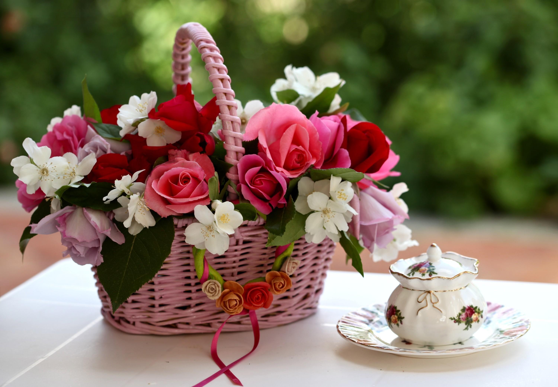 Таблица цветка розы