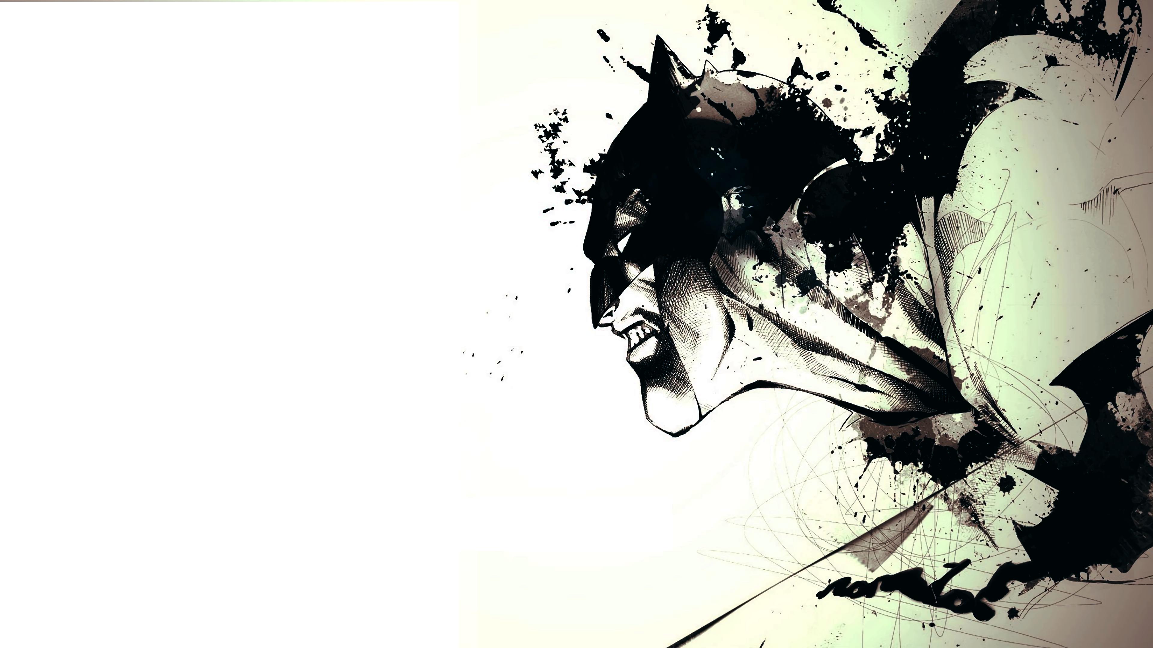 [Paling dicari] Gambar Sketsa Batman