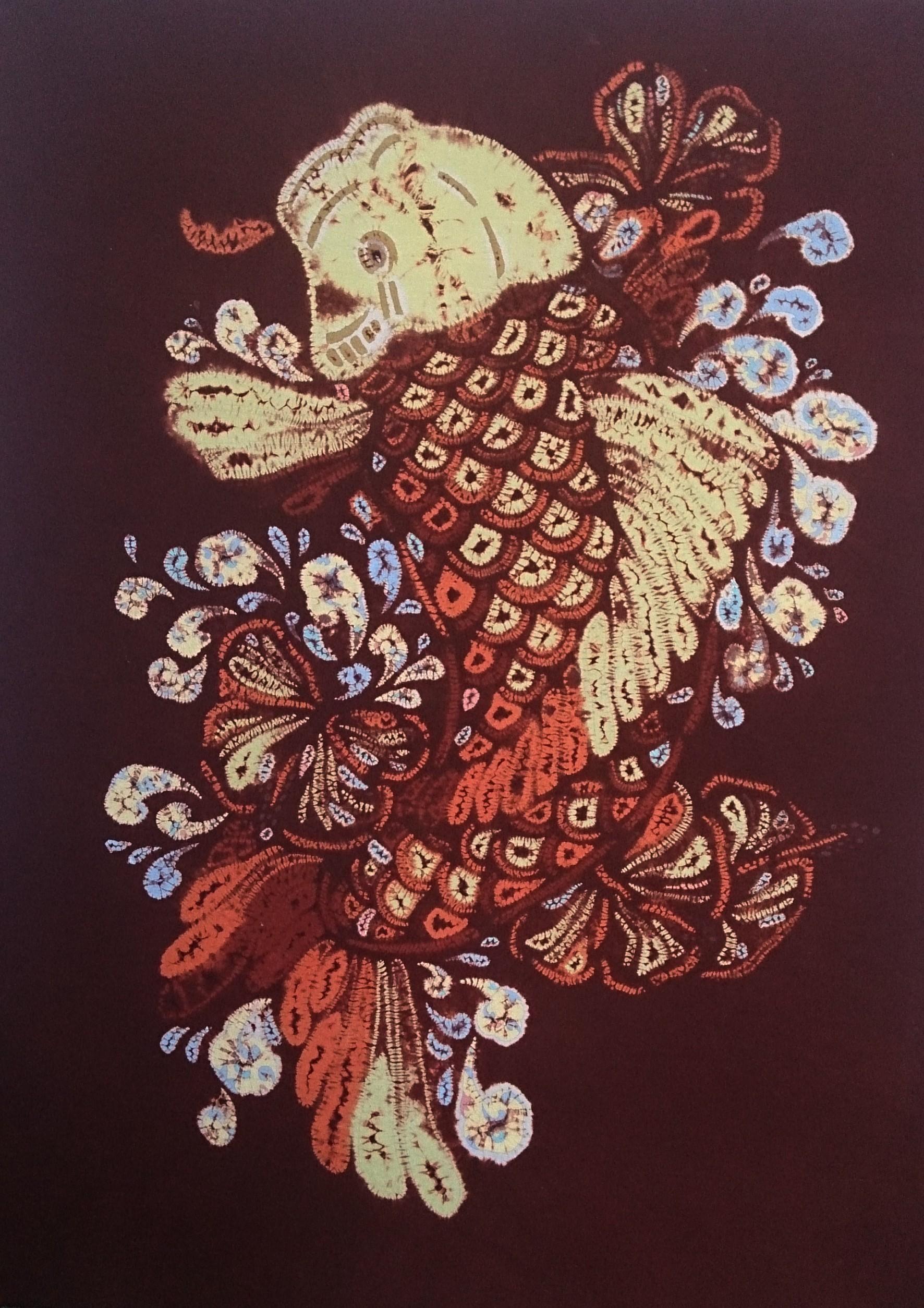 Wallpaper Gambar Ilustrasi Hewan Karya Seni Ikan Pola