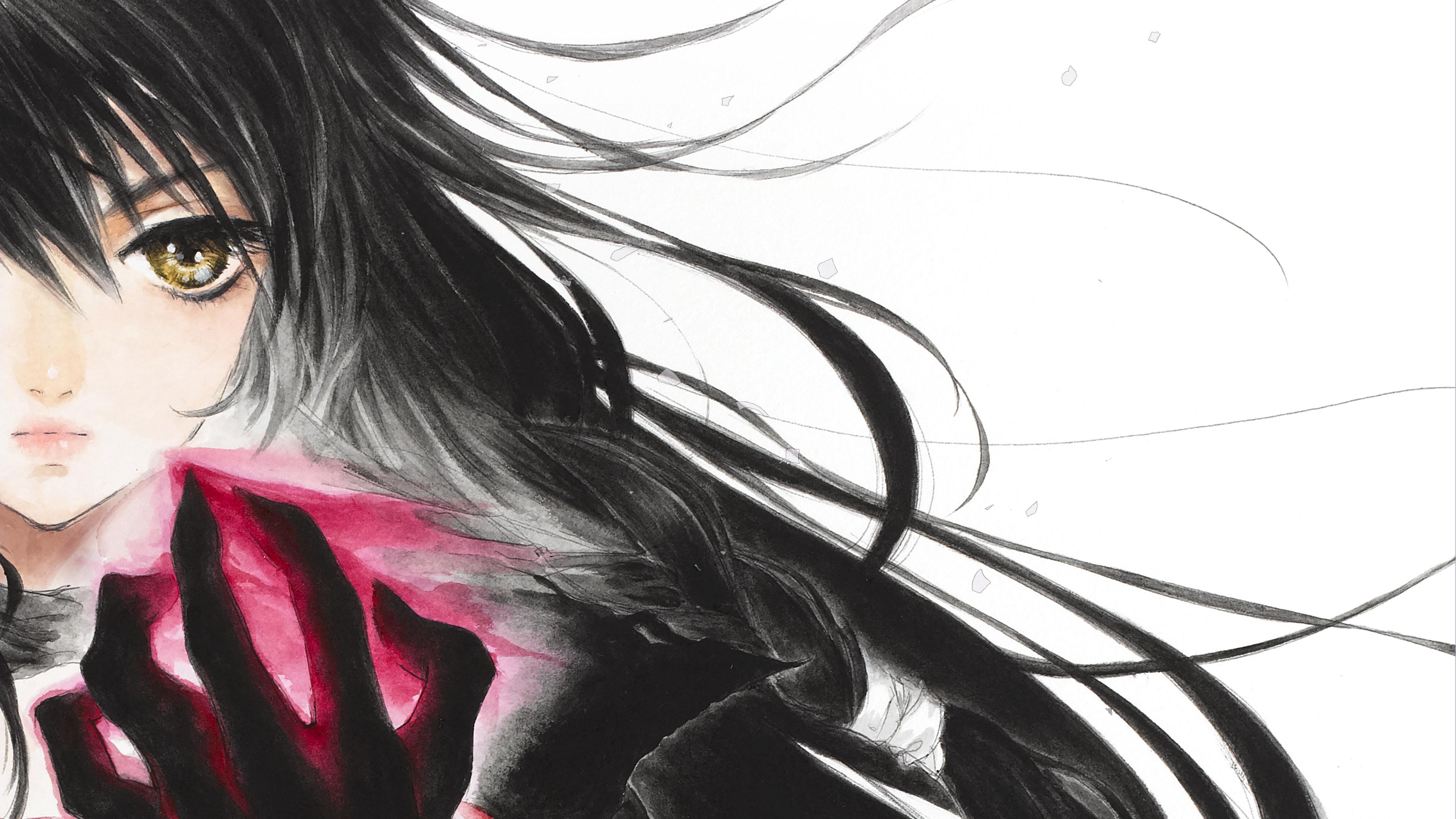 Wallpaper Drawing Illustration Anime Girls Tales Of Berseria