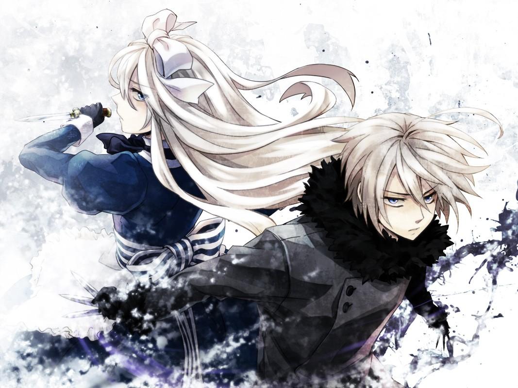 Fond D écran Dessin Illustration Anime Filles Anime