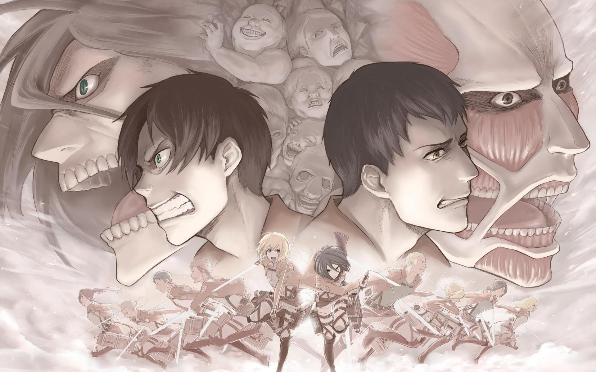 Wallpaper Gambar Ilustrasi Gadis Anime Anak Laki Laki Anime