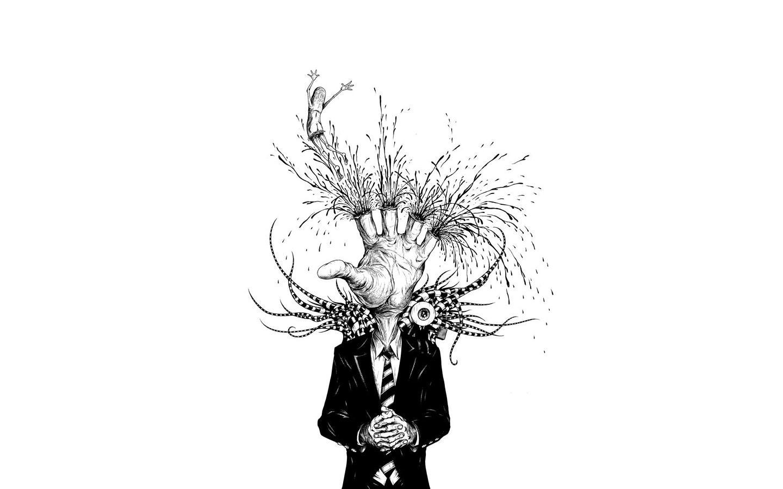 Arbol Con Ramas Animado: Fondos De Pantalla : Dibujo, Ilustración, Obra De Arte