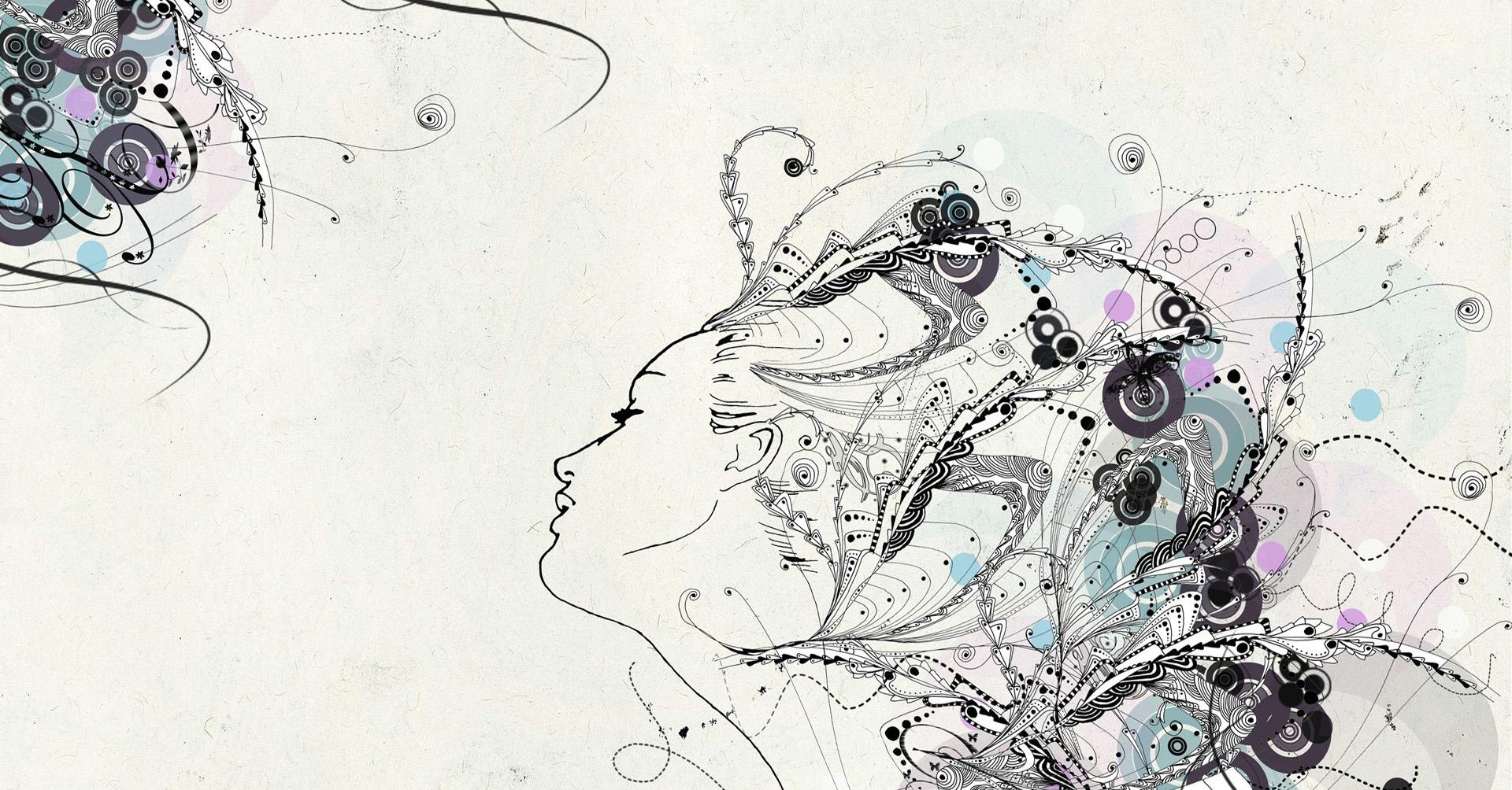 Wallpaper gambar ilustrasi karya seni desain grafis karakter film seni desain sketsa seni modern fon organisme 1920x1004 px
