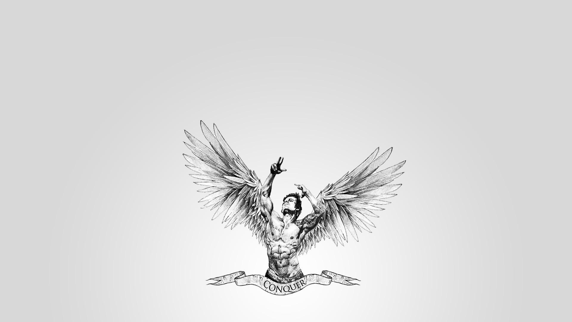 Wallpaper Gambar Ilustrasi Burung Buas Burung Rajawali