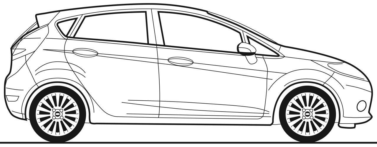 baggrunde  tegning illustration køretøj streggrafik