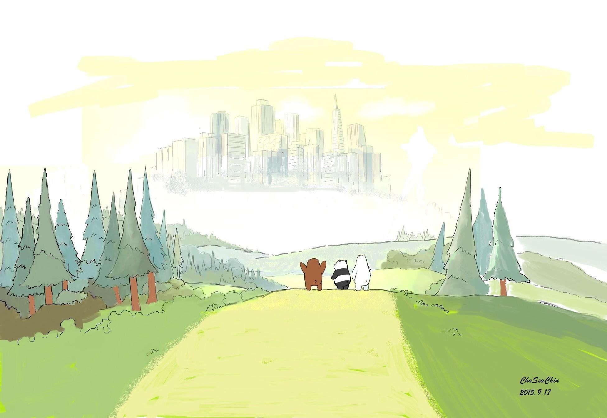 Fondos de pantalla : dibujo, ilustración, dibujos animados, viento,  Nosotros osos desnudos, Terreno, llanura, captura de pantalla, Fenómeno  atmosférico, ecosistema 1952x1344 - Kmaco - 109240 - Fondos de pantalla -  WallHere