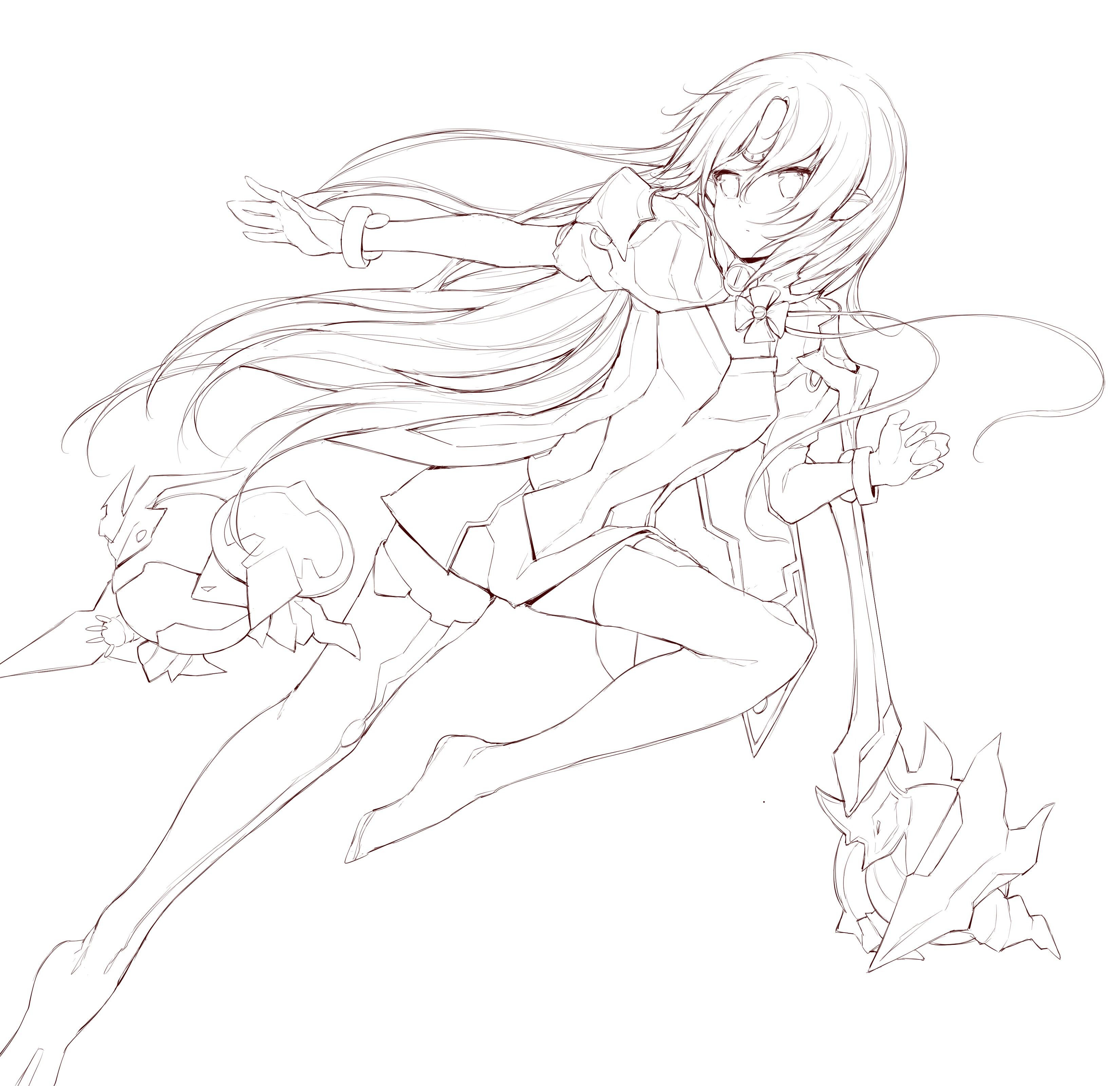 Tapety Ilustrace Digitalni Umeni Anime Divky Umelecka Dila