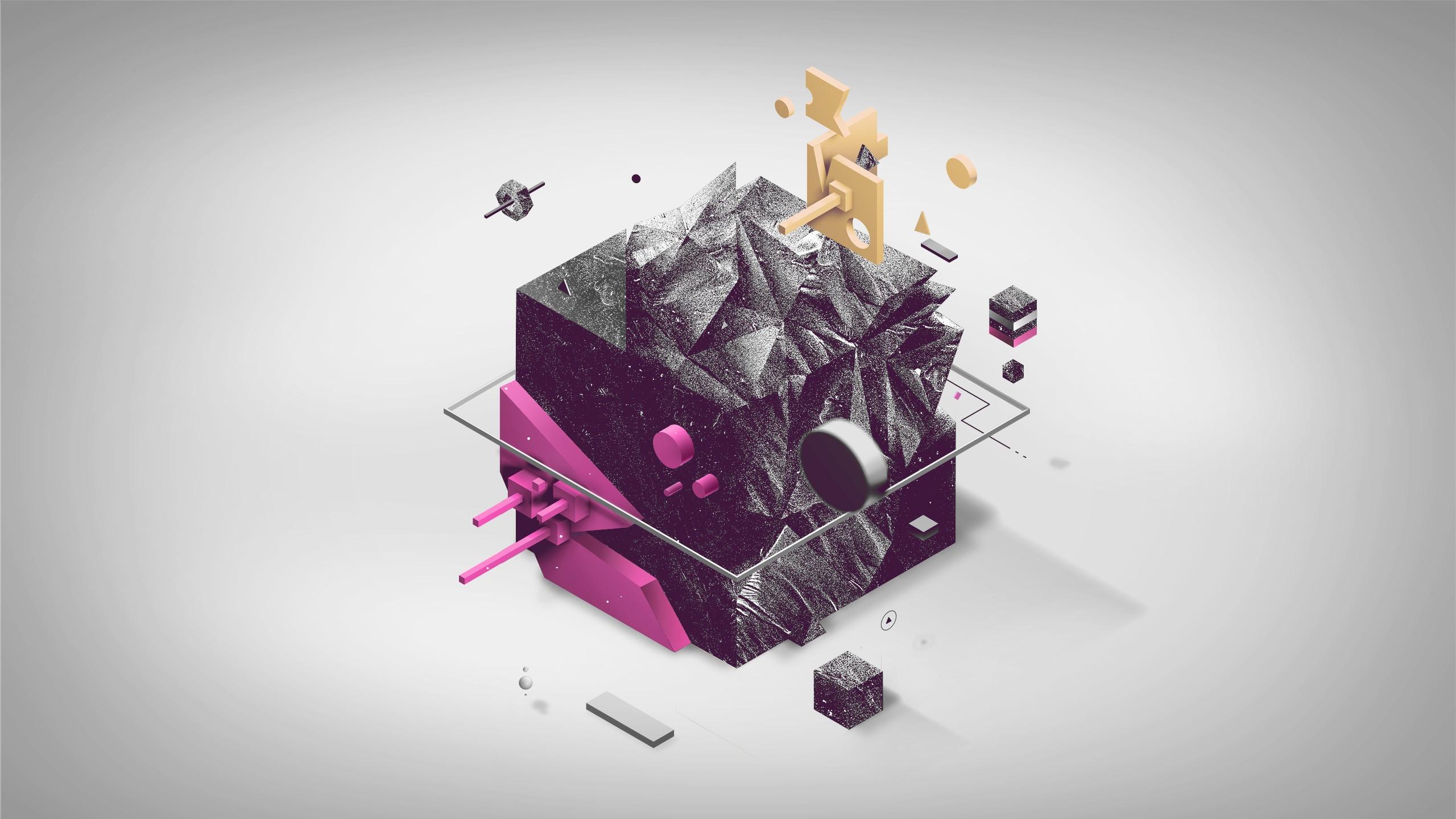 Minimalist Abstract Graphic Art