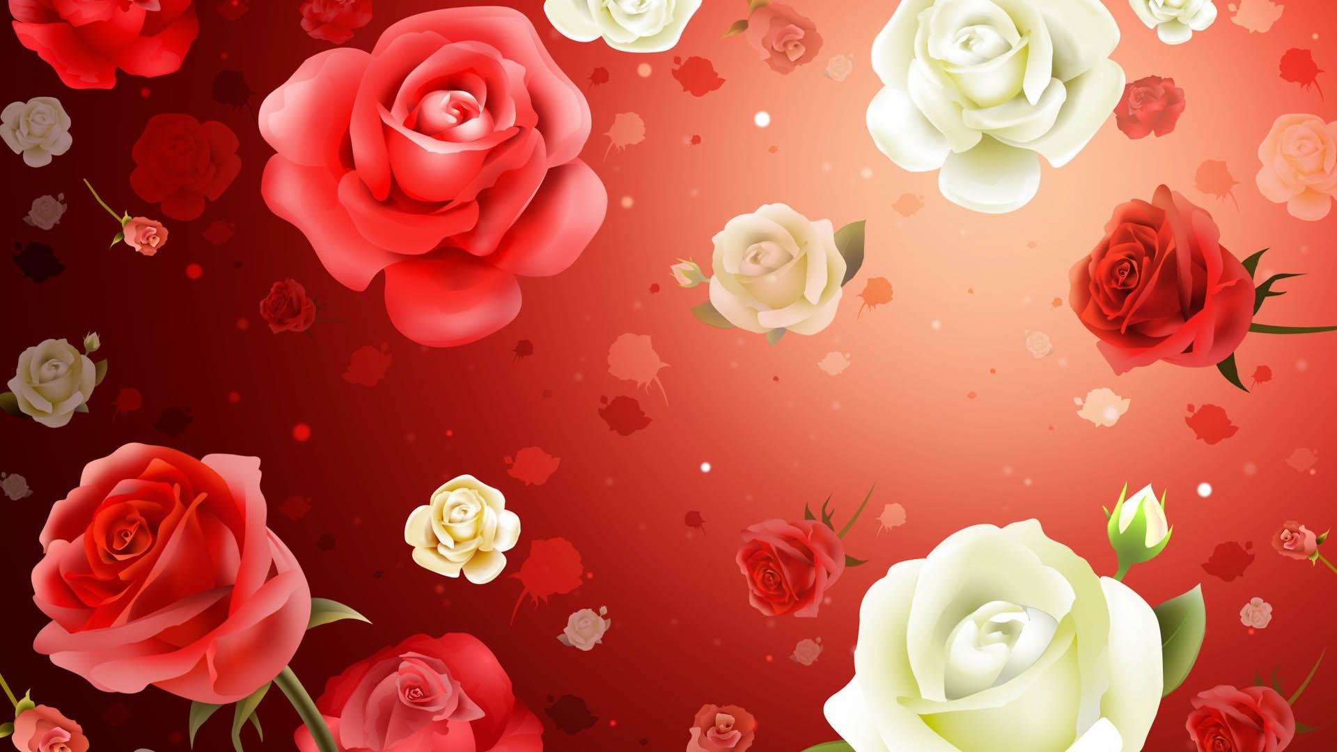 Fond D Ecran Dessin Illustration Cœur Rouge Rose Cercle La