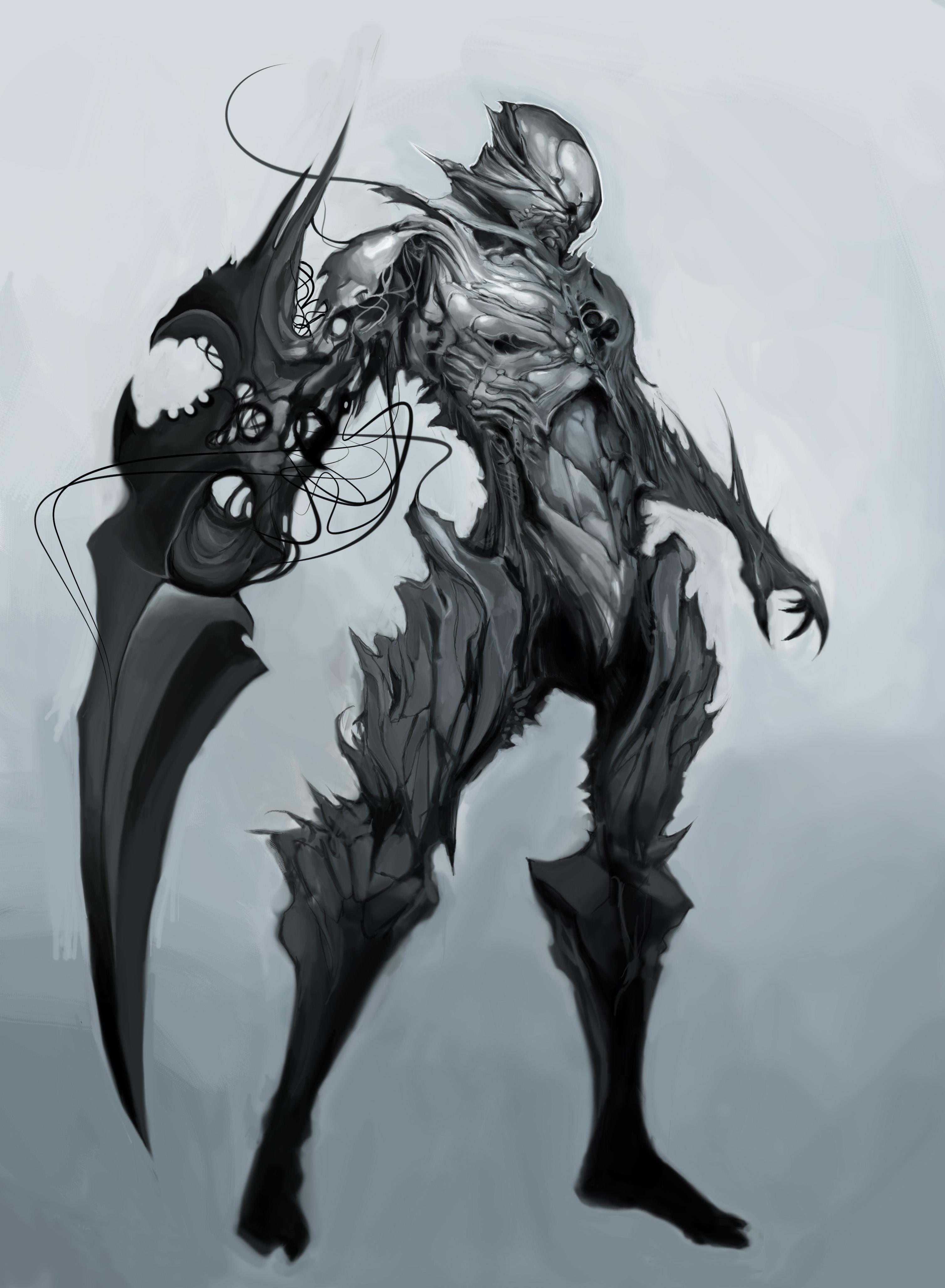 Tapety Vykres Ilustrace Rytir Drak Demon Mytologie Umeni