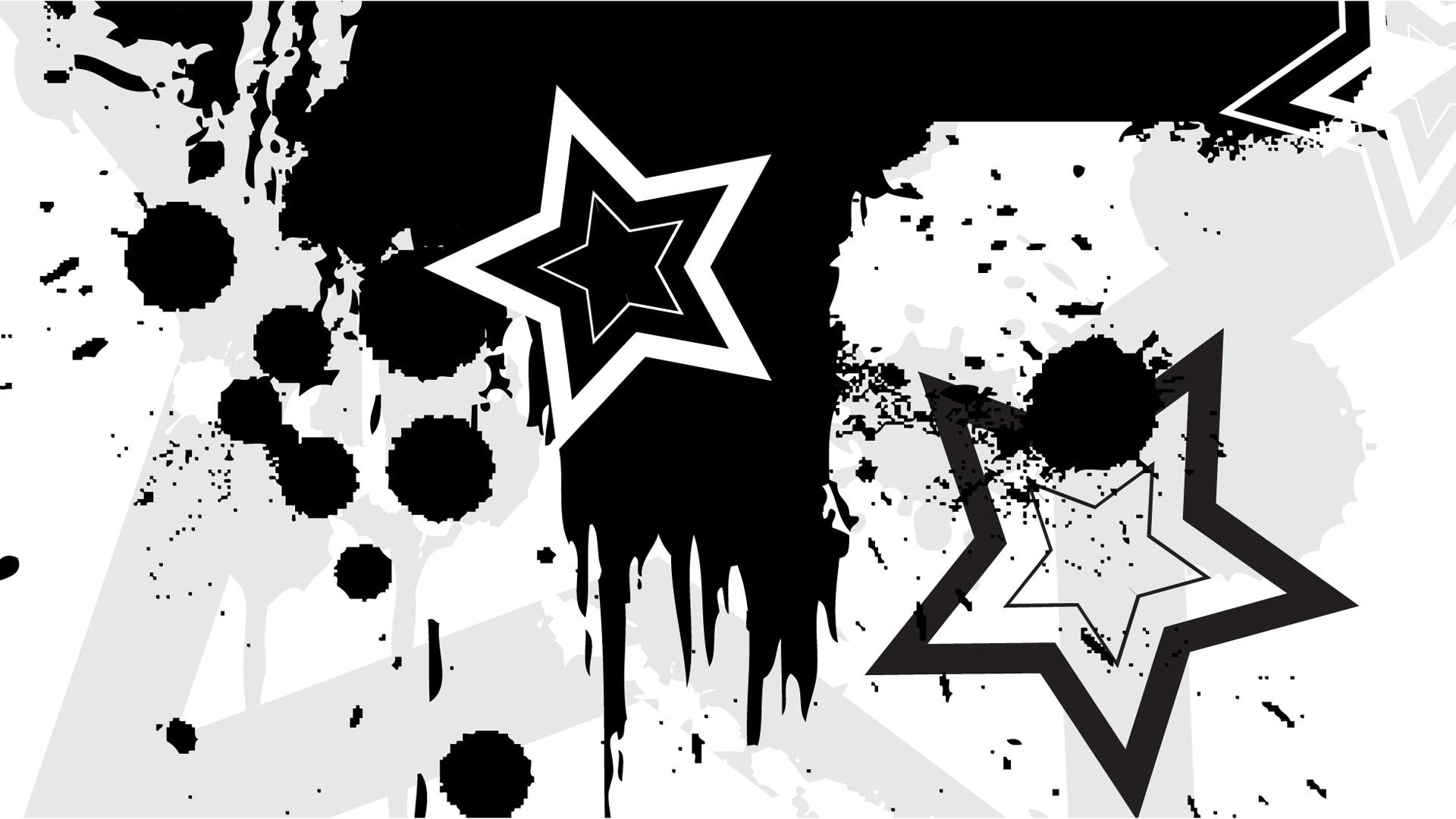 Disegni Geometrici Bianco E Nero sfondi : illustrazione, monocromo, astratto, silhouette