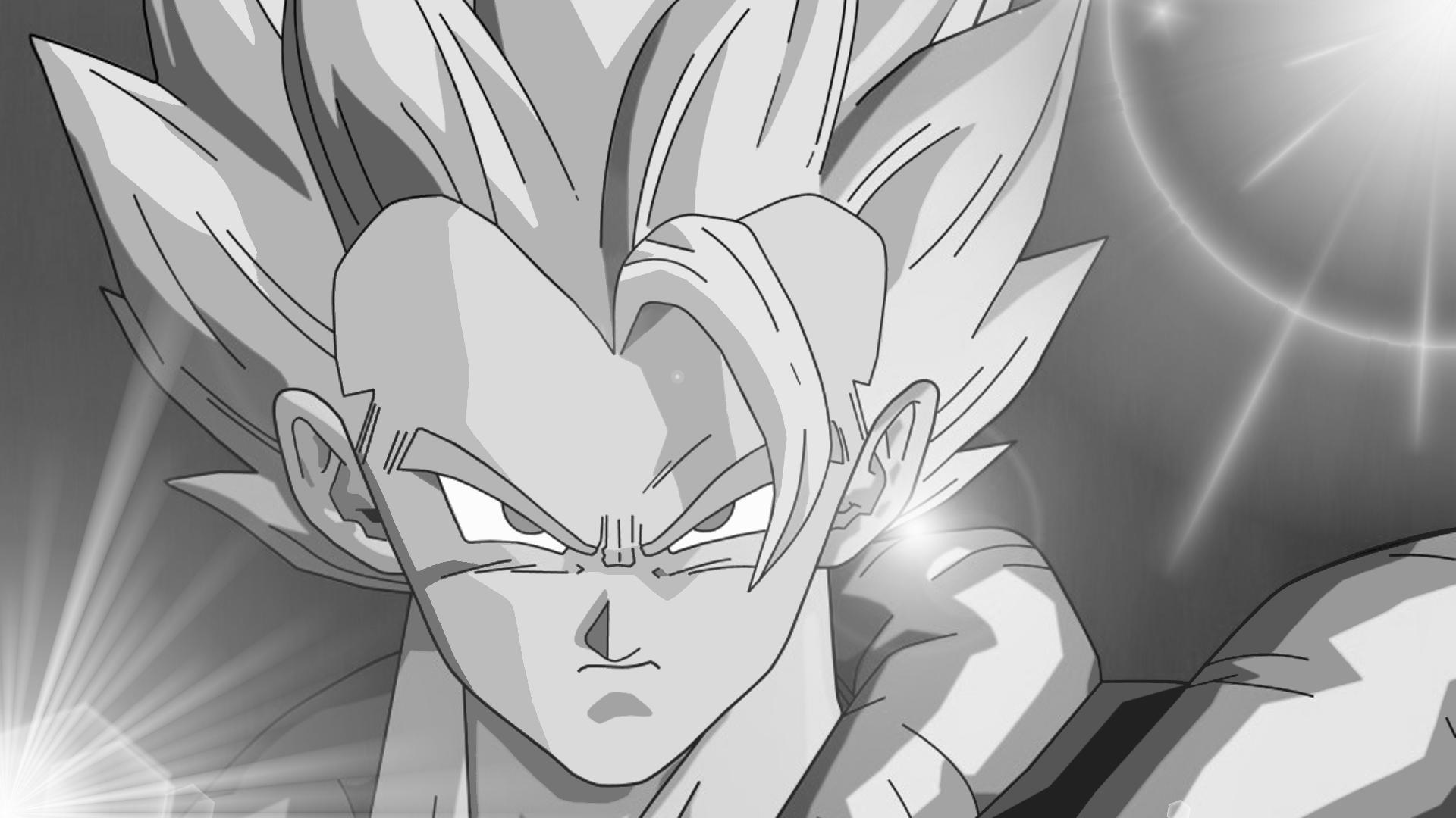 Fond Décran Dessin Illustration Monochrome Anime
