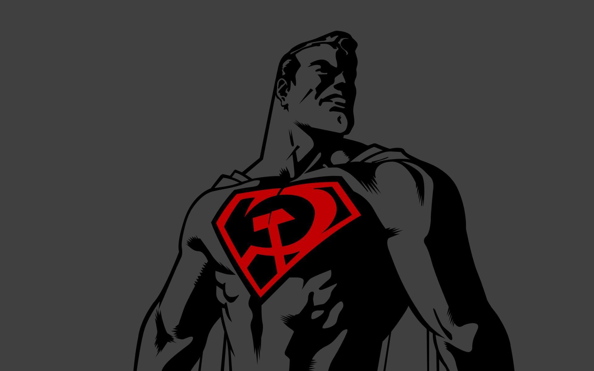 fond d 39 cran illustration monochrome dessin anim dc comics des bandes dessin es superman. Black Bedroom Furniture Sets. Home Design Ideas