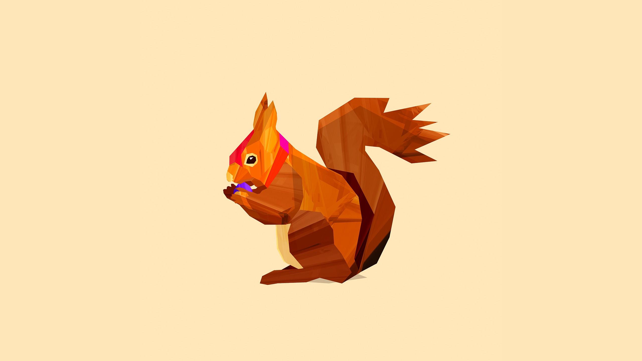 Sfondi : disegno illustrazione scoiattolo legna cartone animato