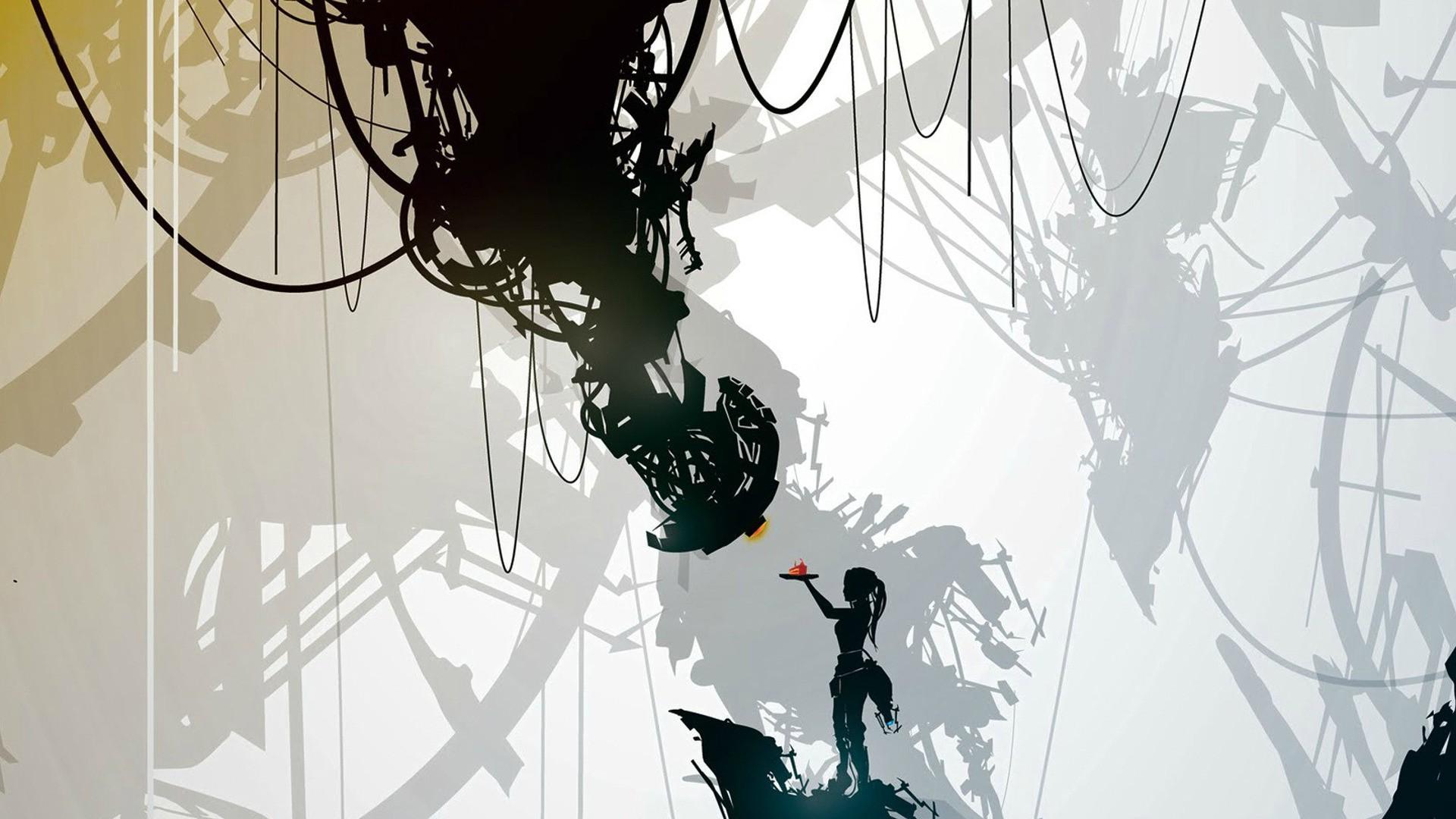 Wallpaper Illustration Graphic Design Roar Movie: Wallpaper : Drawing, Illustration, Video Games, Artwork