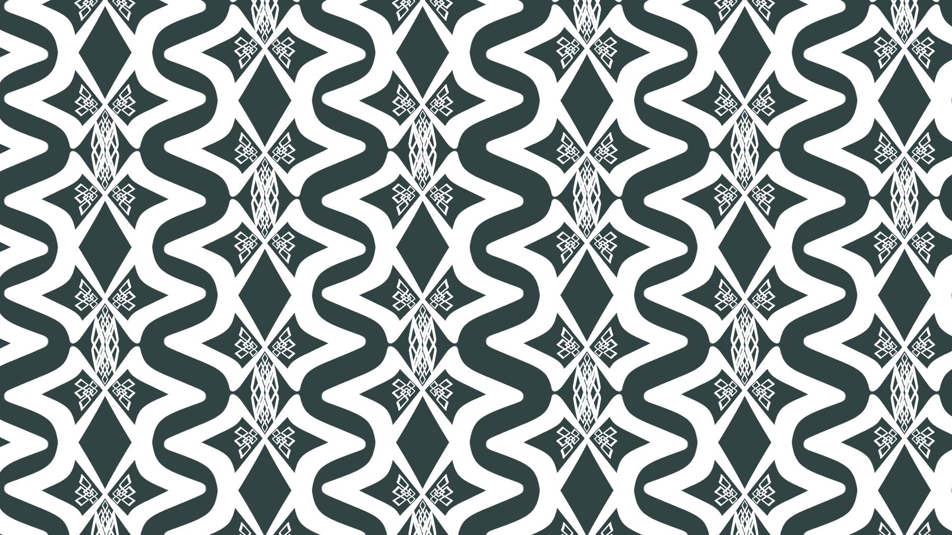 Wallpaper Gambar Satu Warna Abstrak Pola Lingkaran Bentuk