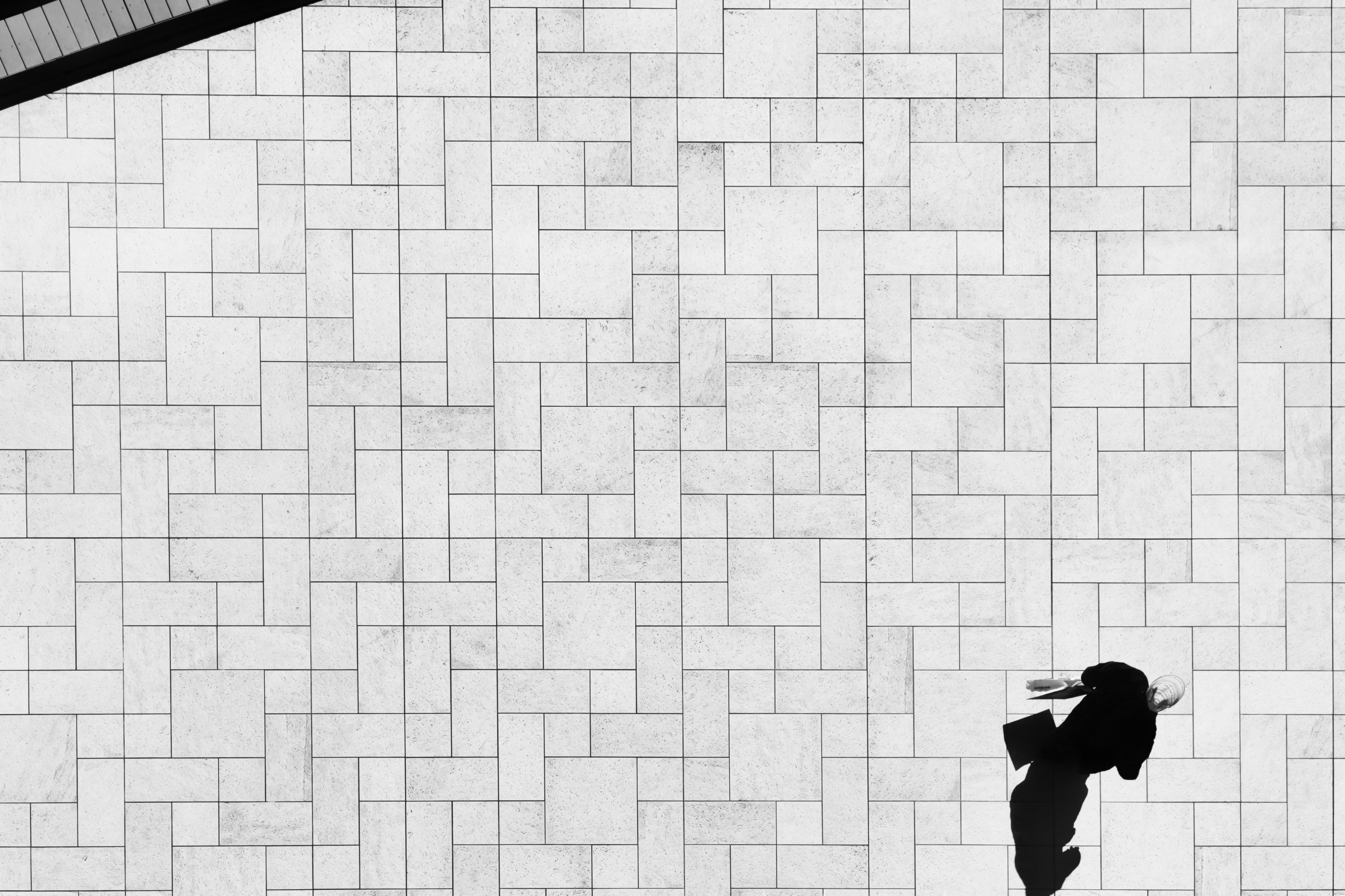 Wallpaper drawing monochrome street minimalism wall for Minimal art wall