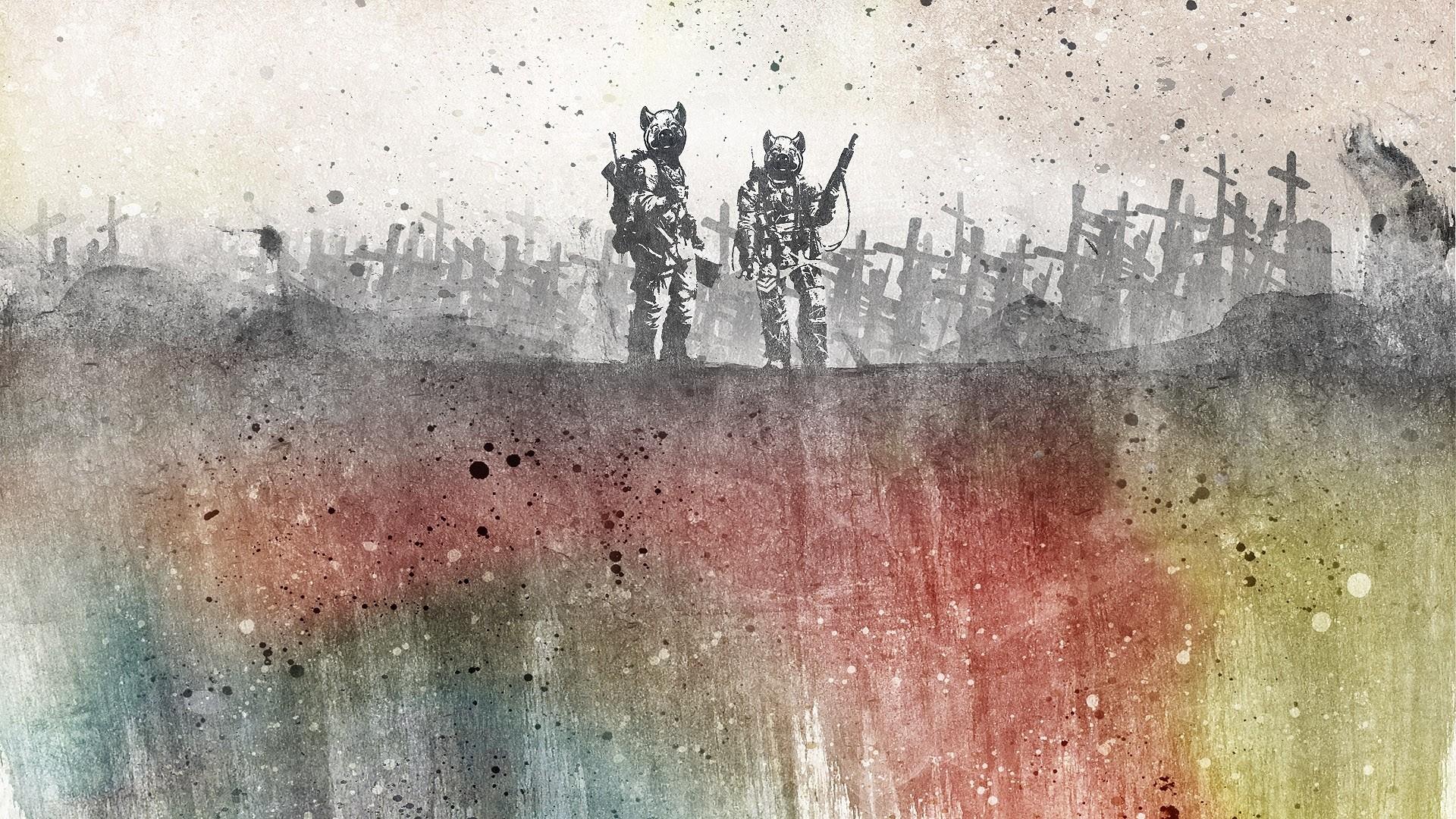 Wallpaper Gambar Lukisan Seni Digital Seni Fantasi