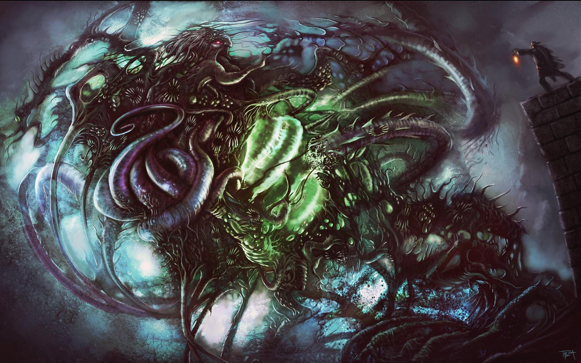 Wallpaper : drawing, painting, digital art, horror, space