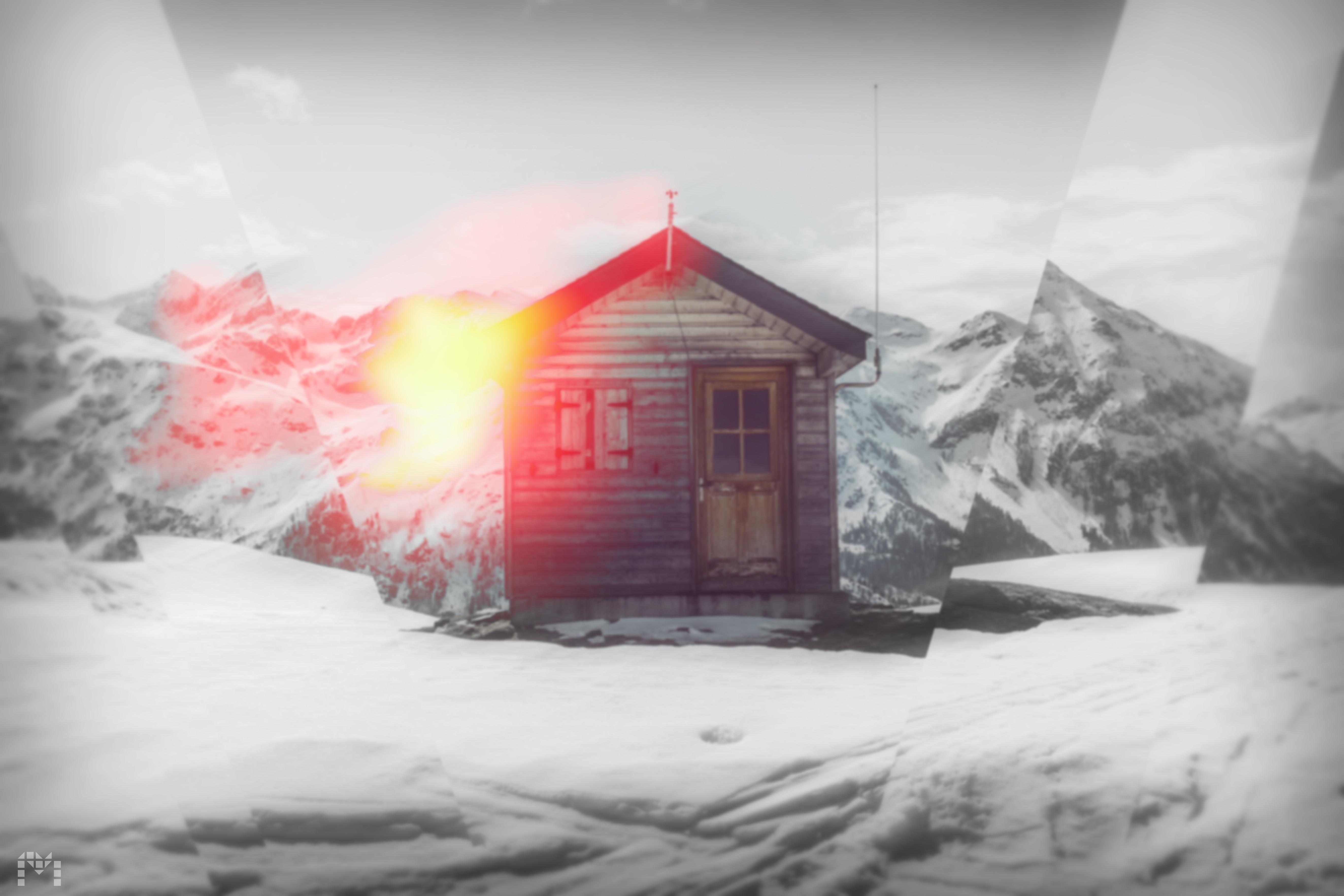 Fondos de pantalla dibujo pintura monta as invierno - Exterior painting in cold weather ...