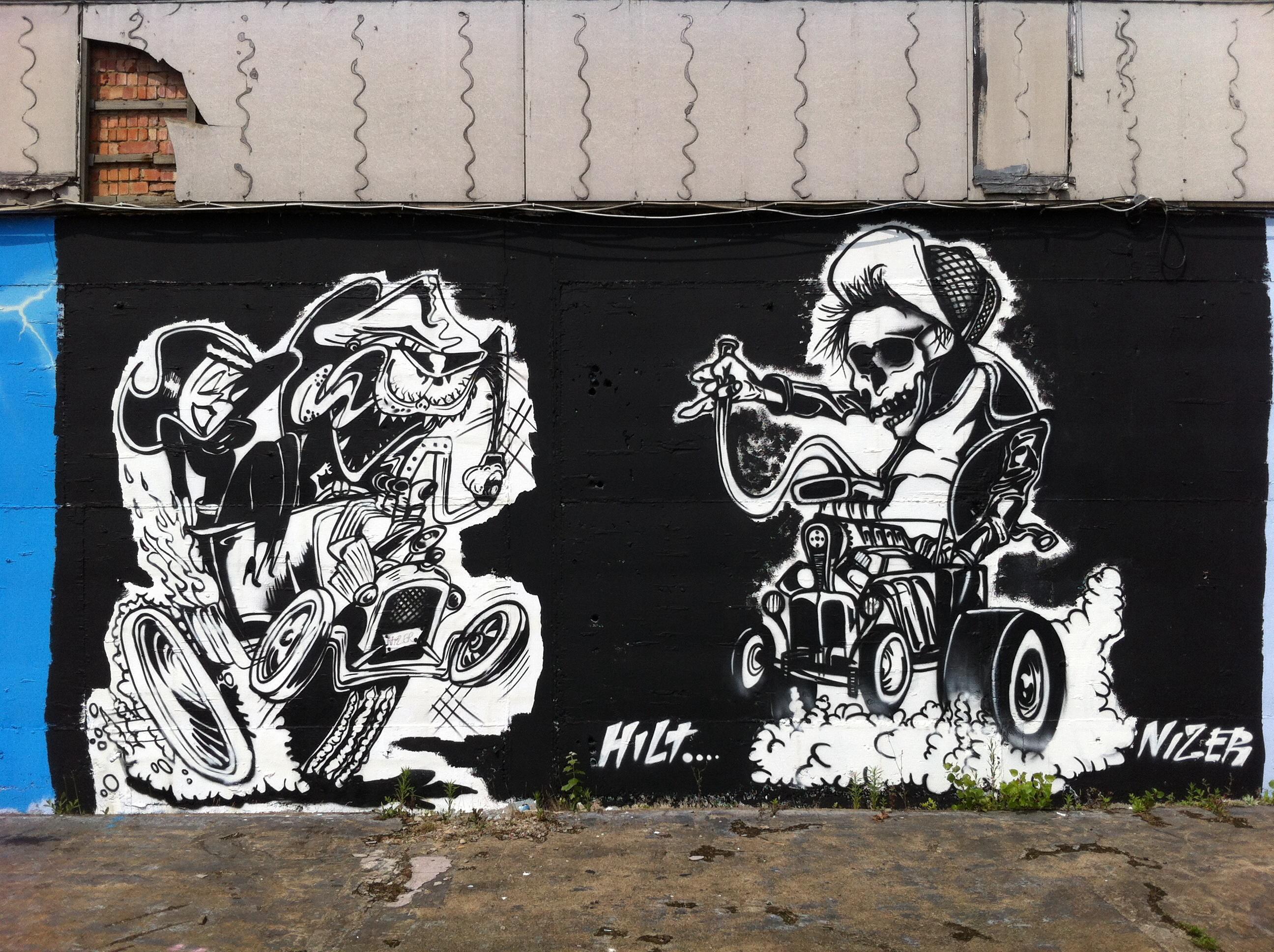 Grand Fond Du0027écran : La Peinture, Mur, La Photographie, Dessin Animé, Graffiti,  Art De Rue, Mural, Tige Chaud, ART, Noir Et Blanc, Personnage, Esquisser,  ...
