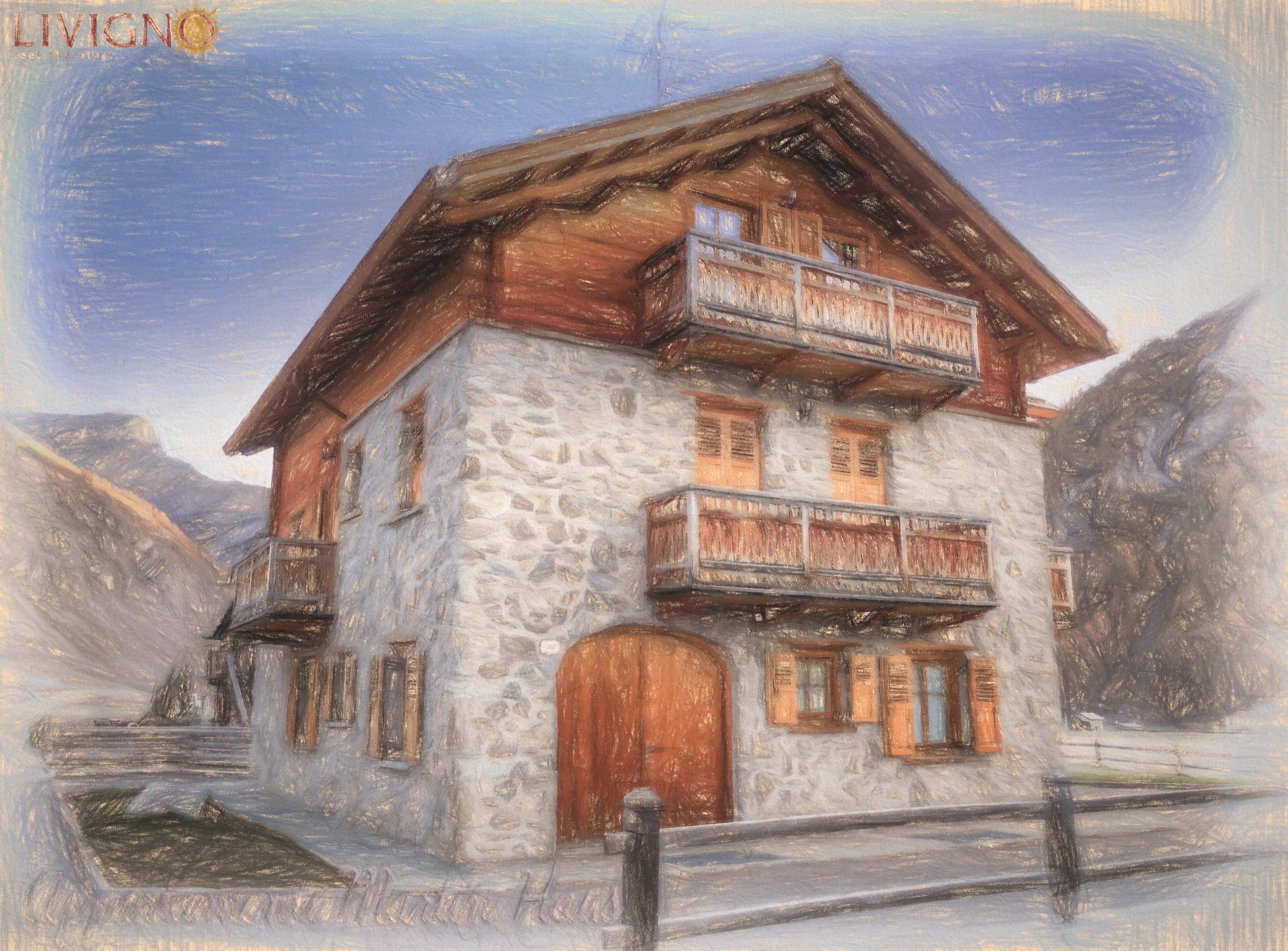 Obrazky Na Plochu Kreslenie Maľba Drevo Dom Panoramy Kaplnka