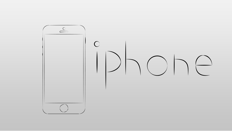 Drawing Lines Shapes Or Text On Bitmaps : Fondos de pantalla dibujo texto logo iphone marca