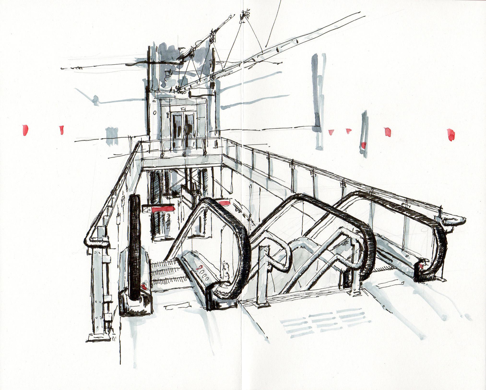 Hintergrundbilder : Zeichnung, Fahrzeug, Metro, Elektrizität, Malaga ...