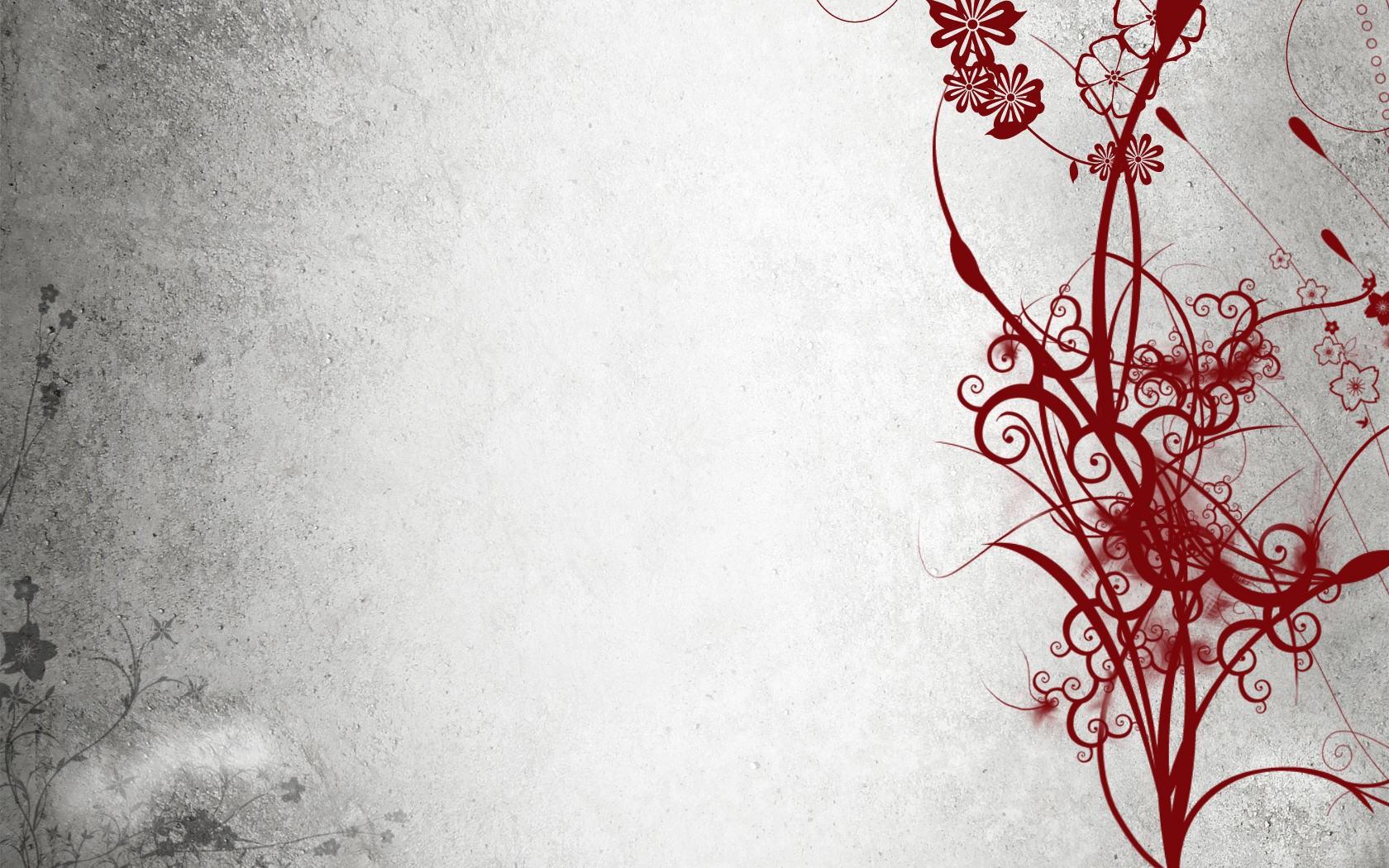 Line Art Flower Design : Wallpaper drawing white digital art monochrome simple