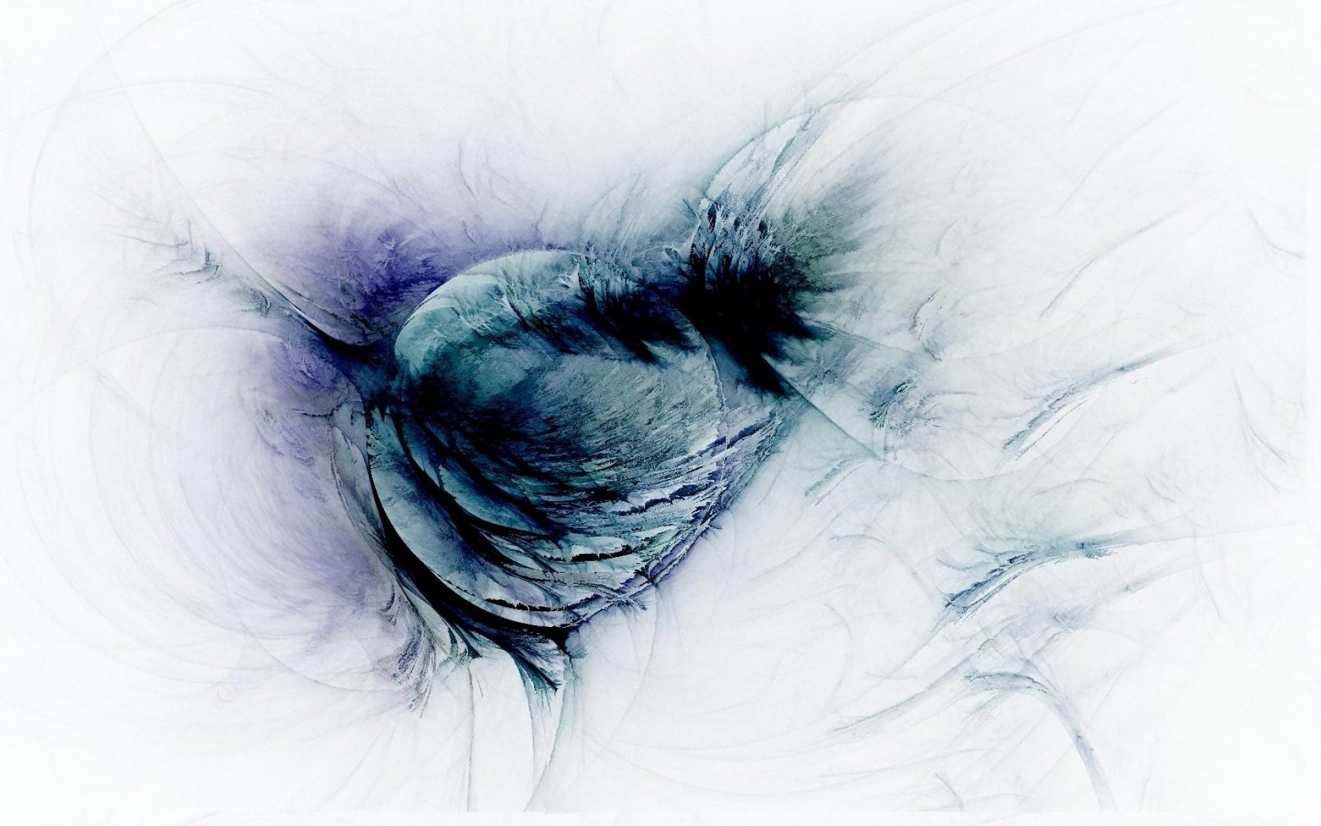 Wallpaper Gambar Putih Ilustrasi Bulu Biru Burung Mata