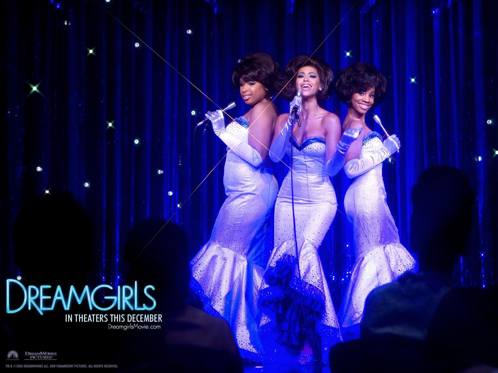 Dreamgirls Dresses